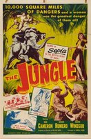 The Jungle movie poster (1952) picture MOV_fd88d051