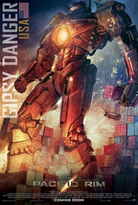 Pacific Rim movie poster (2013) poster MOV_fd95facc