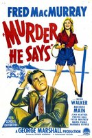 Murder, He Says movie poster (1945) picture MOV_091e9789