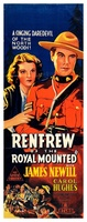 Renfrew of the Royal Mounted movie poster (1937) picture MOV_fd9b4390