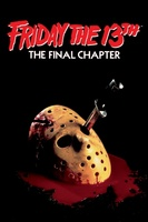 Friday the 13th: The Final Chapter movie poster (1984) picture MOV_fd9db398