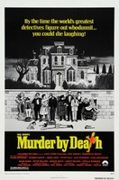 Murder by Death movie poster (1976) picture MOV_fd9e11a1