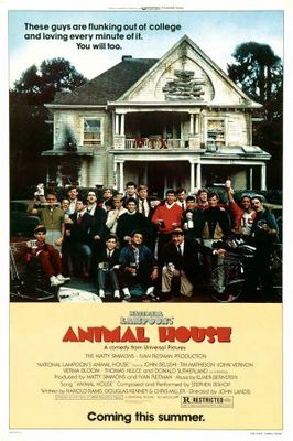 Animal House movie poster (1978) poster MOV_fd9f2cc3