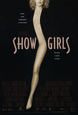 Showgirls movie poster (1995) poster MOV_fd9ff355