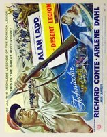 Desert Legion movie poster (1953) picture MOV_fda212a6