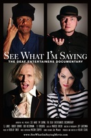 See What I'm Saying: The Deaf Entertainers Documentary movie poster (2008) picture MOV_fdaac66f