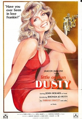 Little Orphan Dusty movie poster (1978) poster MOV_fdaee2be