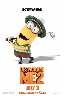 Despicable Me 2 movie poster (2013) poster MOV_fdaef148