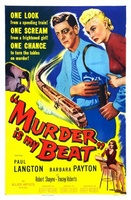 Murder Is My Beat movie poster (1955) picture MOV_fdb06202