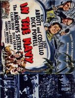 In the Navy movie poster (1941) picture MOV_fdb0fb99