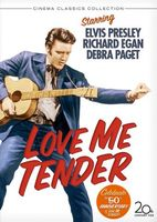 Love Me Tender movie poster (1956) picture MOV_fdb5238e