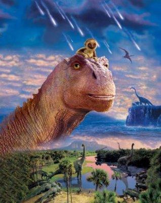 Dinosaur movie poster (2000) poster MOV_fdba36b3
