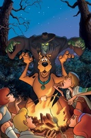 Scooby-Doo! Camp Scare movie poster (2010) picture MOV_fdbbc159