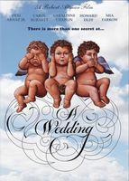 A Wedding movie poster (1978) picture MOV_fdbfa950