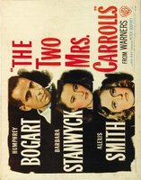 The Two Mrs. Carrolls movie poster (1947) picture MOV_fdc302e4