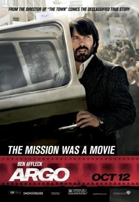 Argo movie poster (2012) poster MOV_fdc5ac9e