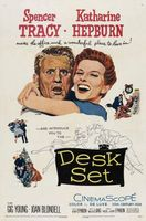 Desk Set movie poster (1957) picture MOV_fdcd5a75