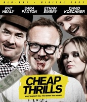 Cheap Thrills movie poster (2013) picture MOV_fdd5b366