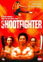 Shootfighter II movie poster (1995) picture MOV_fdd7ea93