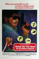 Bring Me the Head of Alfredo Garcia movie poster (1974) picture MOV_149ed4ea