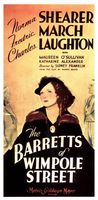 The Barretts of Wimpole Street movie poster (1934) picture MOV_fdecf517