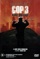 Maniac Cop 3: Badge of Silence movie poster (1993) picture MOV_fded1425