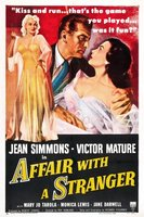 Affair with a Stranger movie poster (1953) picture MOV_fdeda304