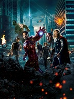The Avengers movie poster (2012) picture MOV_fdfcf597