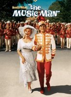 The Music Man movie poster (1962) picture MOV_fe01fd00