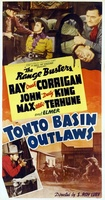 Tonto Basin Outlaws movie poster (1941) picture MOV_fe056abd