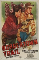 Bordertown Trail movie poster (1944) picture MOV_fe072d8b