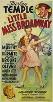 Little Miss Broadway movie poster (1938) picture MOV_fe0825e5