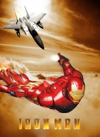 Iron Man movie poster (2008) picture MOV_fe0b5995