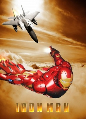 Iron Man movie poster (2008) poster MOV_fe0b5995