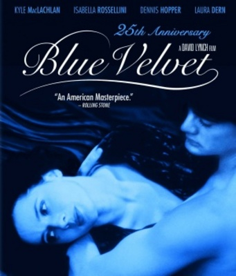 Blue Velvet movie poster (1986) poster MOV_fe117022