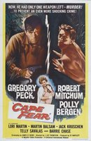 Cape Fear movie poster (1962) picture MOV_fe14b482
