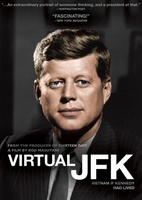 Virtual JFK: Vietnam If Kennedy Had Lived movie poster (2008) picture MOV_fe1df2a2