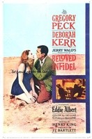 Beloved Infidel movie poster (1959) picture MOV_fe202720