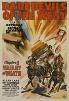Daredevils of the West movie poster (1943) picture MOV_fe2c5697