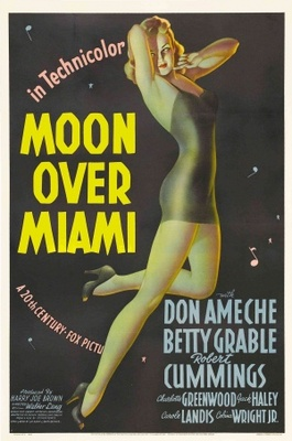 Moon Over Miami movie poster (1941) poster MOV_fe2f509f