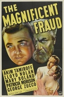 The Magnificent Fraud movie poster (1939) picture MOV_fe320a73
