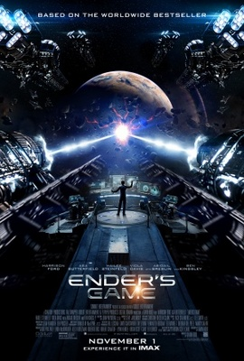 Ender's Game movie poster (2013) poster MOV_fe3c5067
