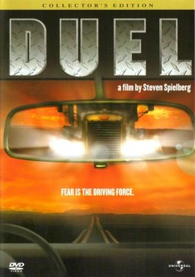 Duel movie poster (1971) poster MOV_fe3ce7e2