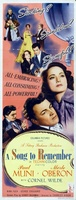 A Song to Remember movie poster (1945) picture MOV_fe3ddeba