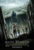 The Maze Runner movie poster (2014) picture MOV_fe41cf34