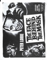 The Face Behind the Mask movie poster (1941) picture MOV_fe42ca91