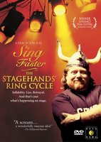Sing Faster: The Stagehands' Ring Cycle movie poster (1999) picture MOV_fe430c46