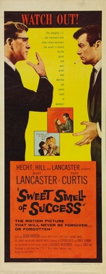 Sweet Smell of Success movie poster (1957) poster MOV_fe43c93e