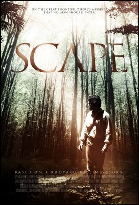 Scape movie poster (2010) poster MOV_fe45d2e9