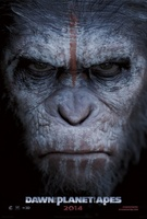 Dawn of the Planet of the Apes movie poster (2014) picture MOV_fe46a49c